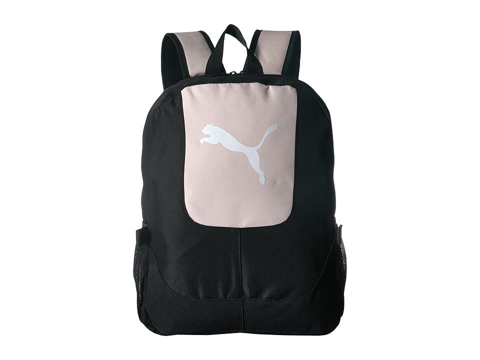 PUMA Evercat Grub Combo 2.0 Backpack (Little Kids/Big Kids) (Black/Pink) Backpack Bags