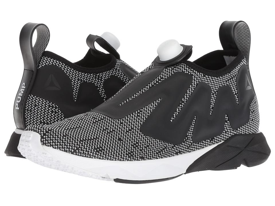 Reebok Pump Sumpreme (White/Black) Athletic Shoes