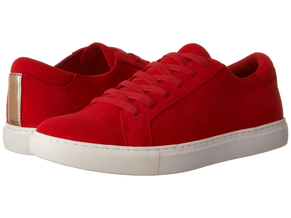Kenneth Cole New York Kam (Red Suede) Women