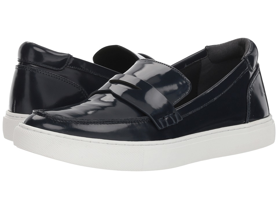 Kenneth Cole New York Kacey (Navy Leather) Women