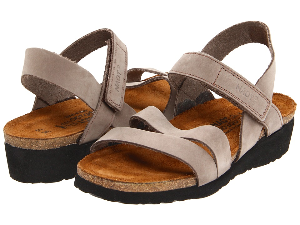 Naot Footwear - Kayla (Clay Nubuck) Women's Sandals