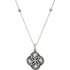 Breath Of Life Expandable Necklace by Alex And Ani