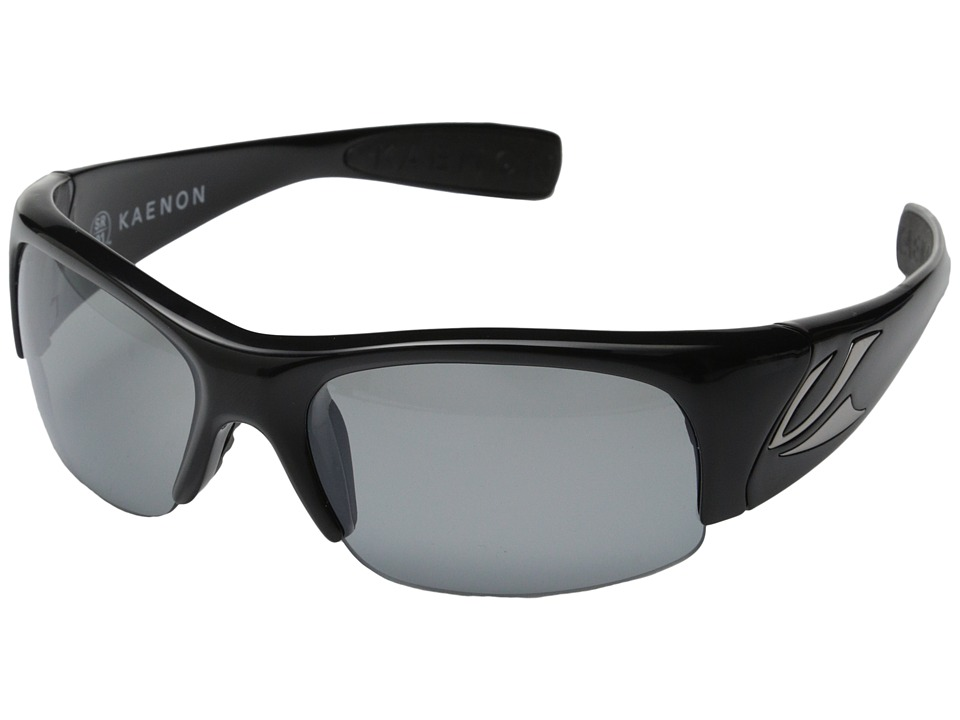 Kaenon - Hard Kore Medium SR91 (Polarized) (Black - G28) Sport Sunglasses