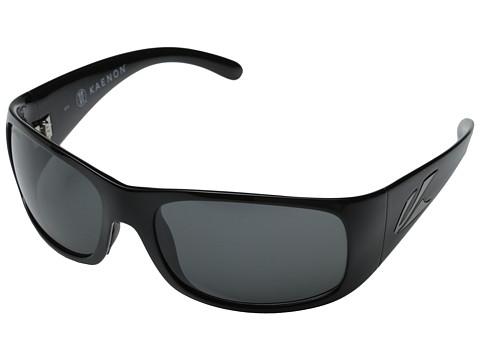 Kaenon - Jetty SR91 (Polarized) (Black/Grey 12 Lens) Polarized Sport Sunglasses