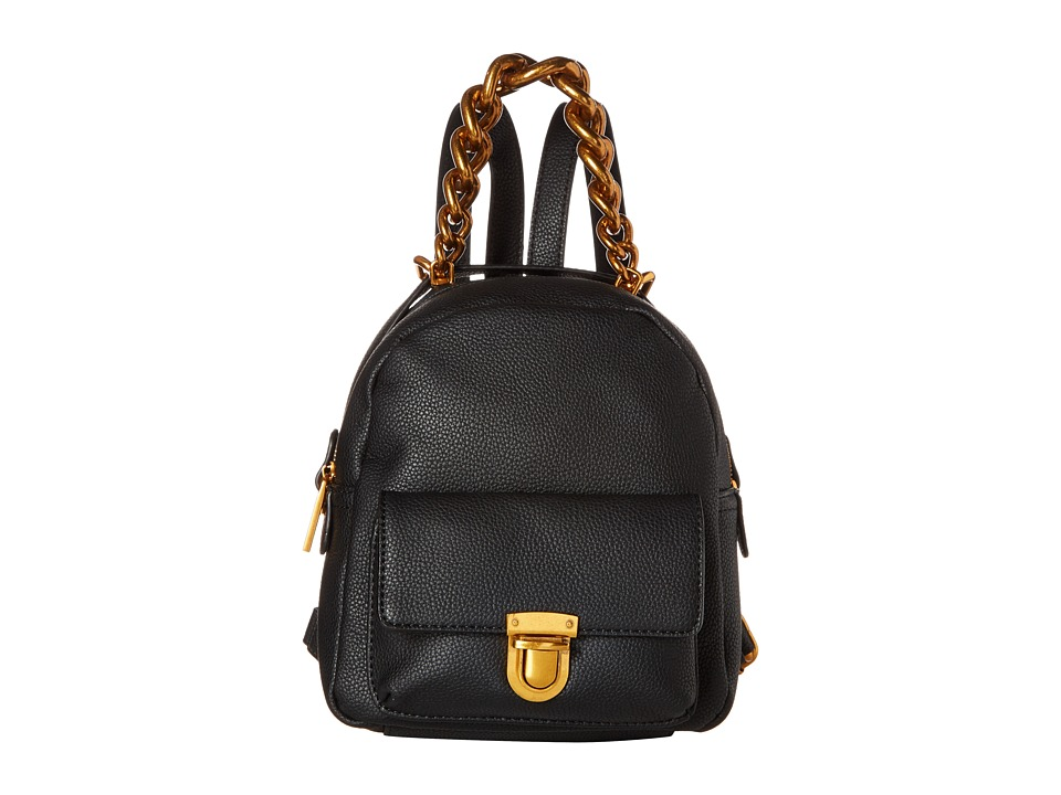 Deux Lux Roma Mini Backpack (Black) Backpack Bags