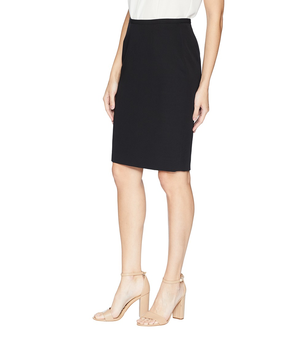 Tommy Hilfiger Pencil Skirt (Black) Women