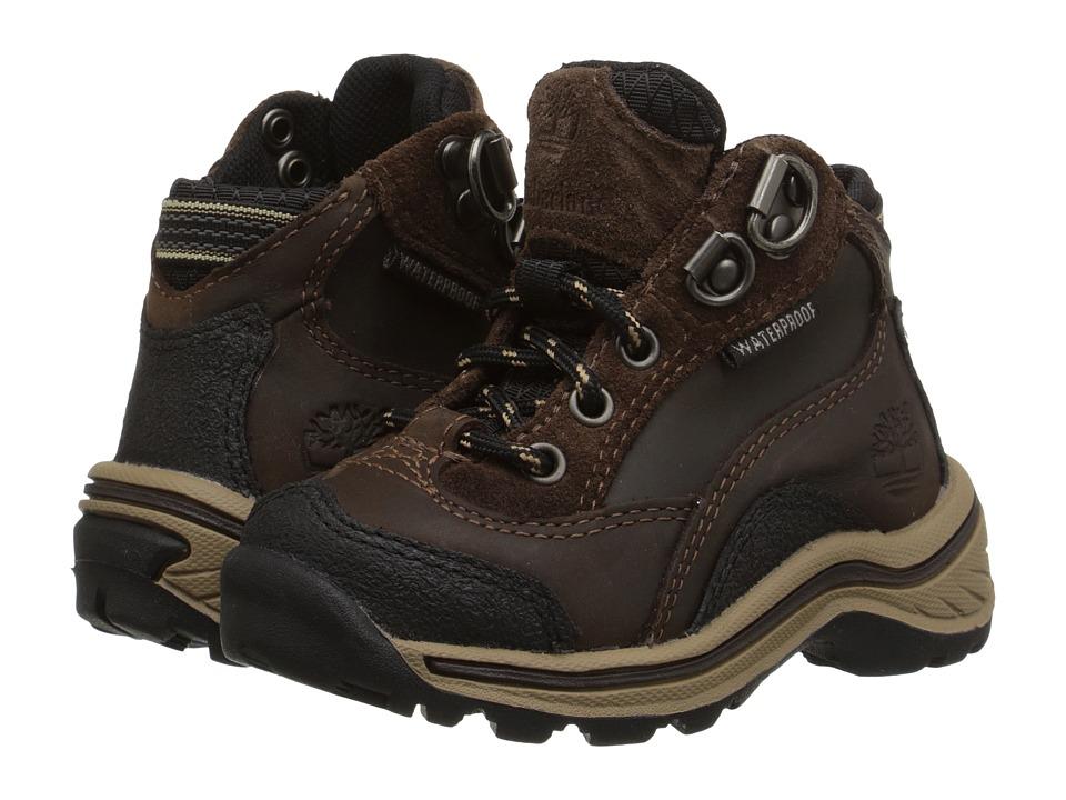 Timberland Kids - Pawtuckaway Lace Hiker (Toddler/Little Kid) (Brown) Boys Shoes