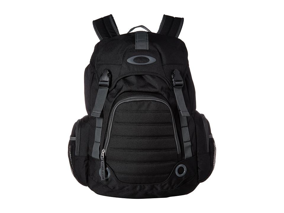 Oakley Overdrive Pack (Jet Black) Backpack Bags
