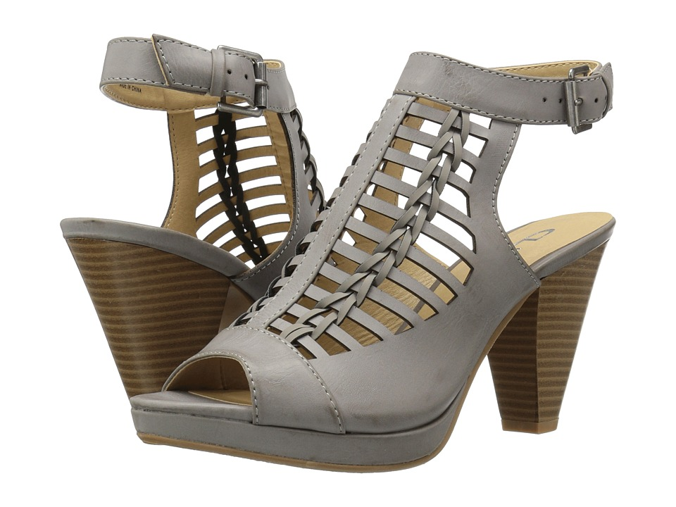 CL By Laundry Waves (Slate Grey Burnished) High Heels