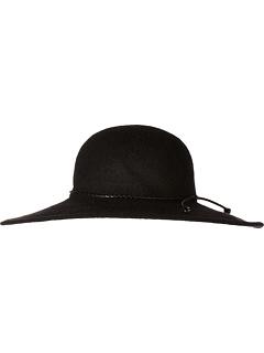 Knh3618 Knit Floppy W/ Faux Leather Knot Trim by San Diego Hat Company