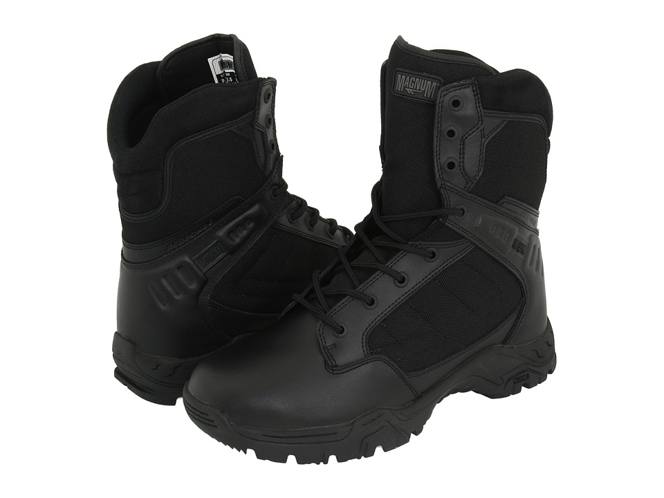 Magnum - Response II 8 (Black) Men's Work Boots