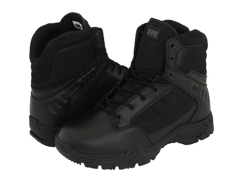 Magnum - Response II 6 (Black) Men's Work Boots