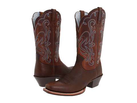 Ariat - Legend (Brown Oiled Rowdy) Cowboy Boots