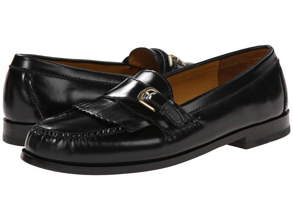 Cole Haan - Pinch Buckle (Black) Men's Slip-on Dress Shoes