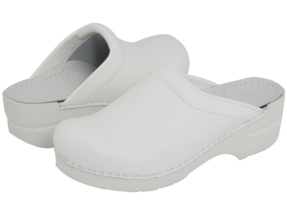Dansko - Sonja (White Box) Women's Clog Shoes