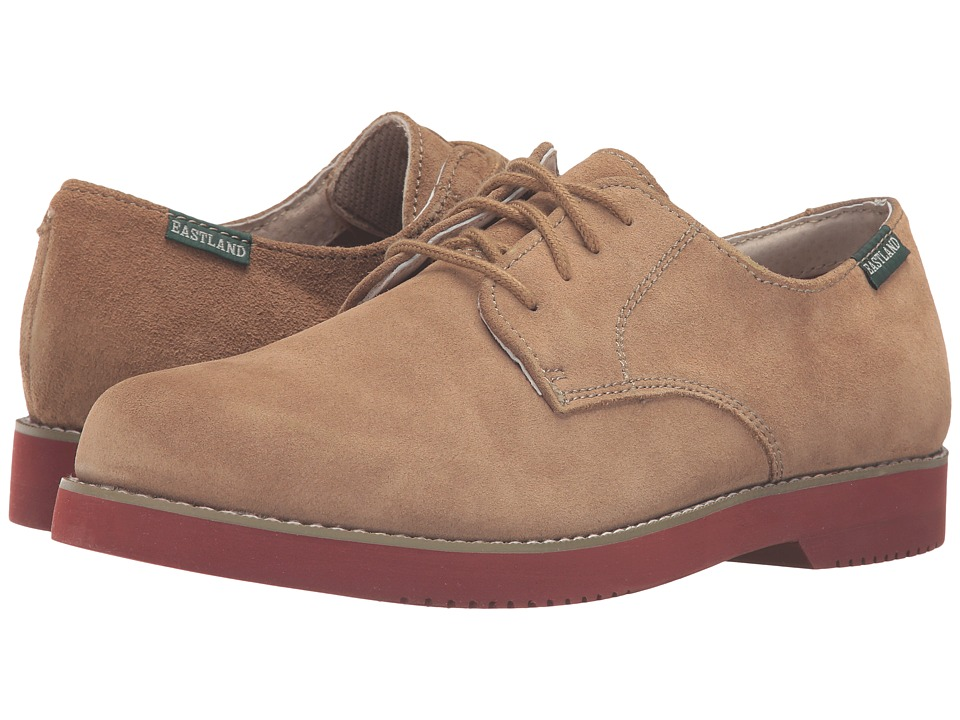 Eastland - Buck (Taupe Suede) Men's Lace up casual Shoes