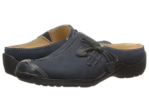 Naturalizer - Detail (Navy Nubuck) Women's Shoes