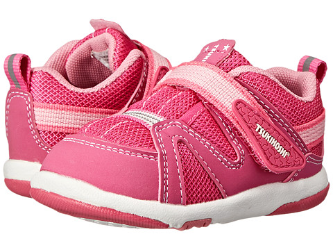 Tsukihoshi Kids - Maru (Toddler) (Fuchsia/Pink) Girls Shoes