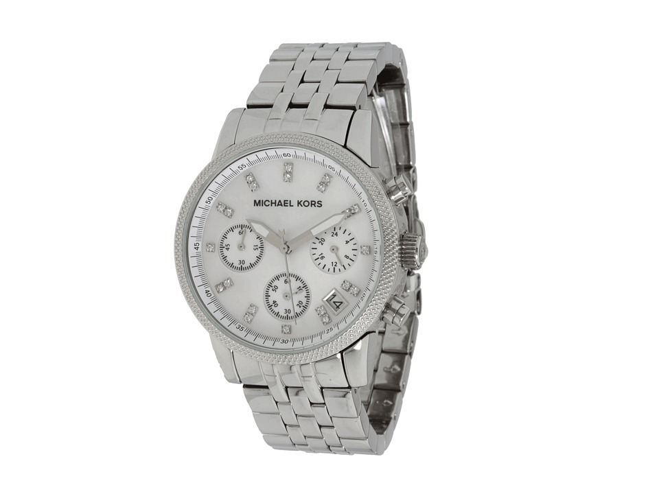 Michael Kors - MK5020 - Ladies Chronograph (Silver) Watches