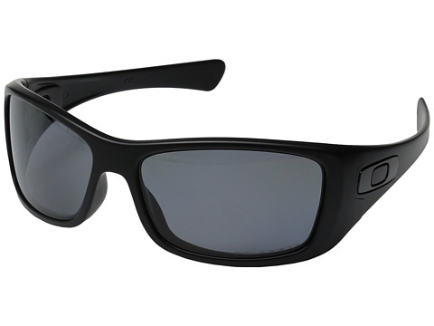 Oakley - Hijinx Polarized (Matte Black/Grey Polarized Lens) Goggles
