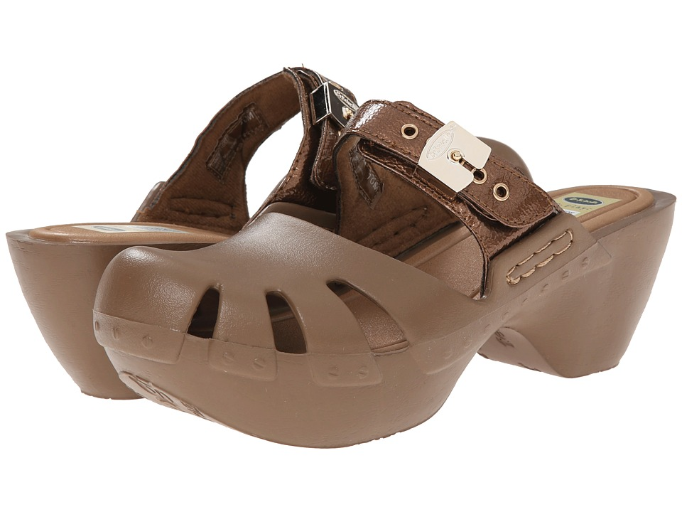 Dr. Scholl's - Dance (Bronze Rumple) Women's Shoes