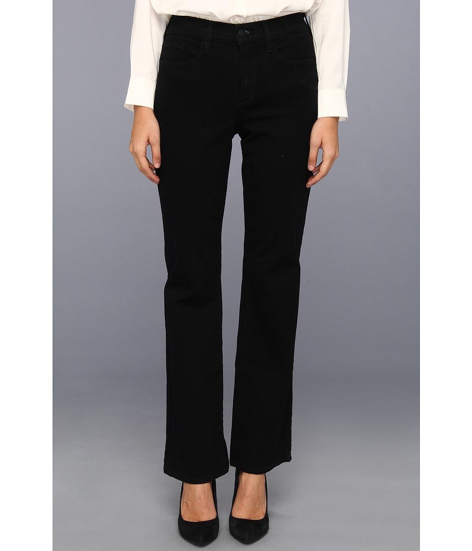 NYDJ - Sarah Bootcut in Black (Black) Women's Jeans