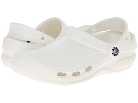 Crocs - Specialist Vent (White) Clog Shoes