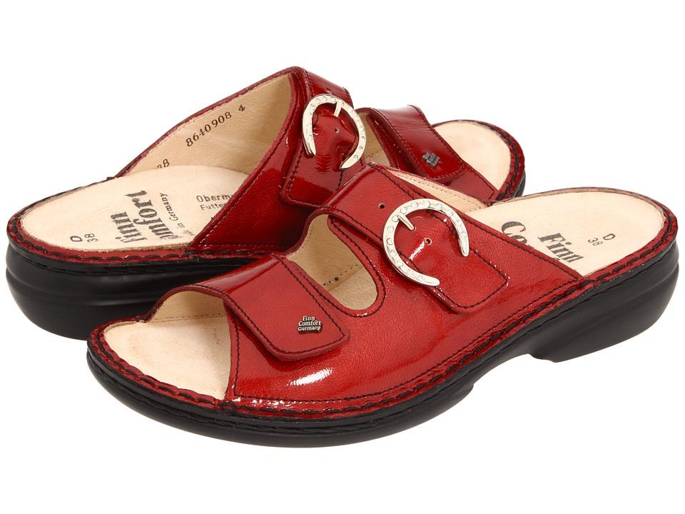 Finn Comfort - Mumbai - 82556 (Flamme Patent) Women's Sandals