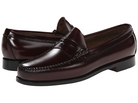 Bass - Larson (Burgundy) Men