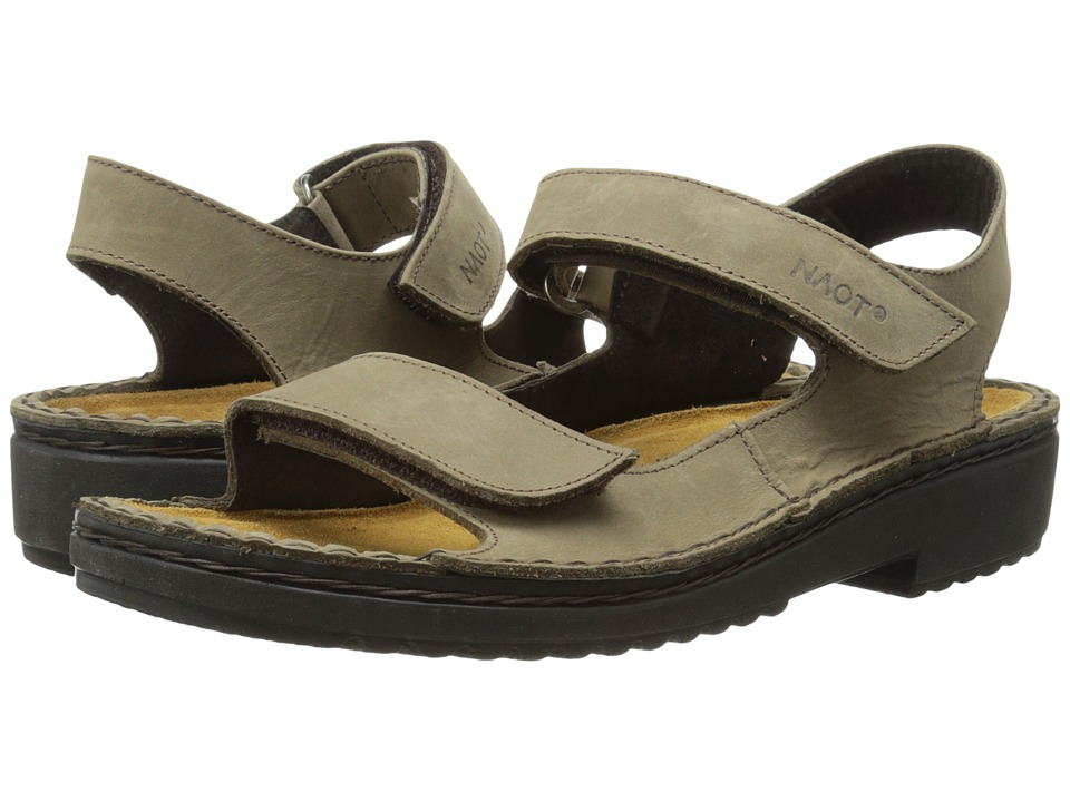 Naot Footwear - Karenna (Clay Nubuck) Women's Sandals