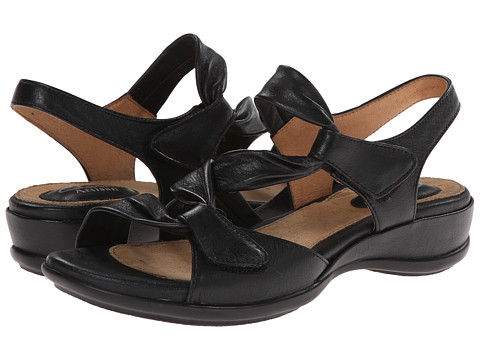 Clarks - Lucena (Black Leather) Women