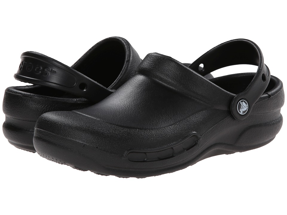 Crocs - Specialist Enclosed (Unisex) (Black) Clog Shoes