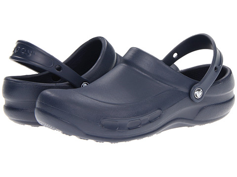 Crocs - Specialist Enclosed (Unisex) (Navy) Clog Shoes