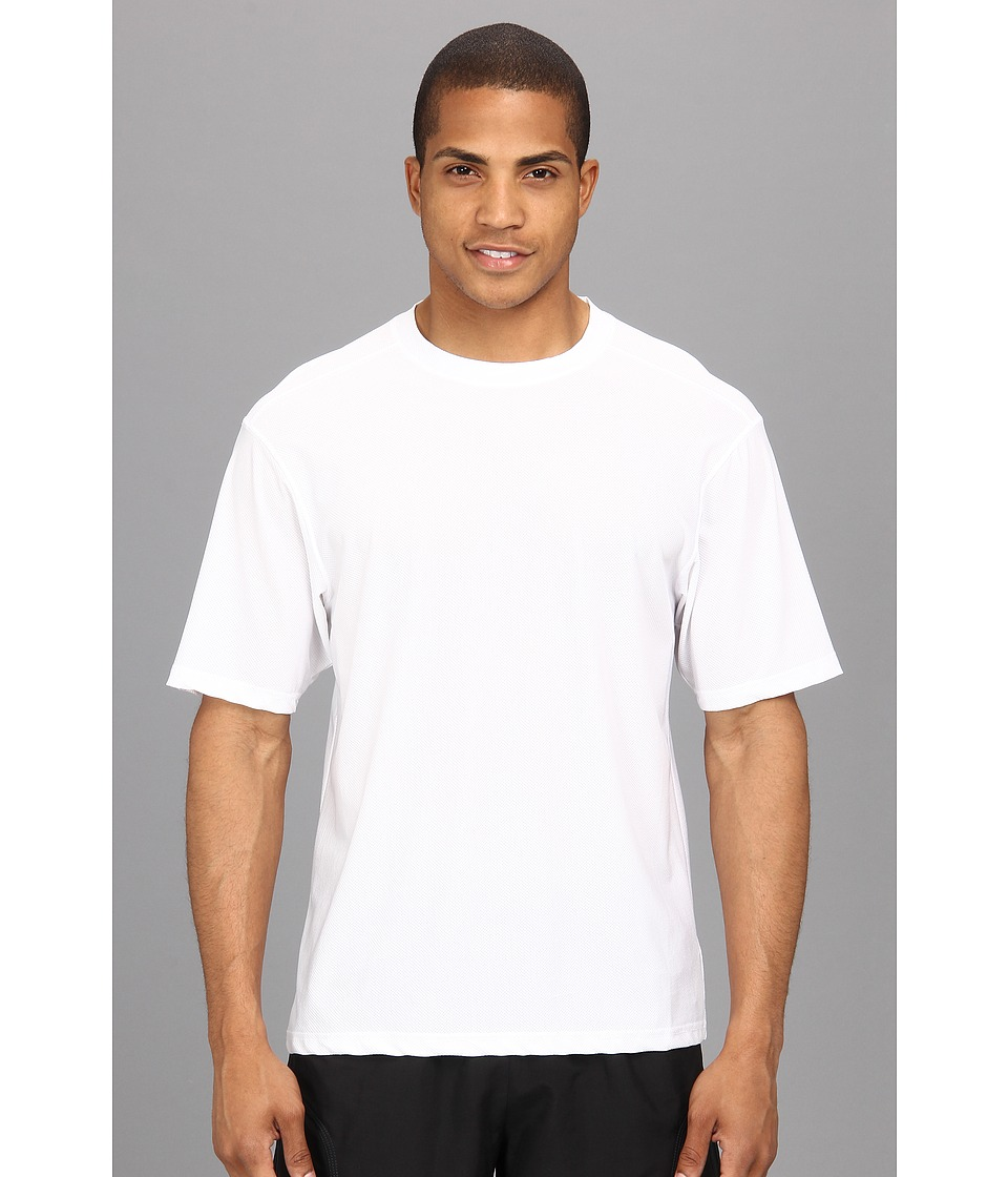 ExOfficio - Give-N-Go Tee (White) Men's T Shirt