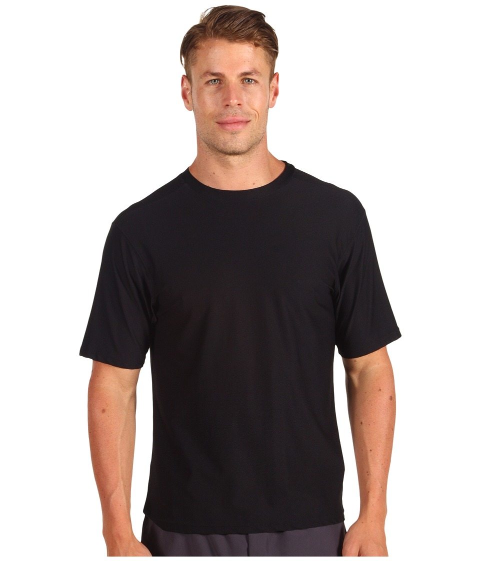 ExOfficio - Give-N-Go Tee (Black) Men's T Shirt