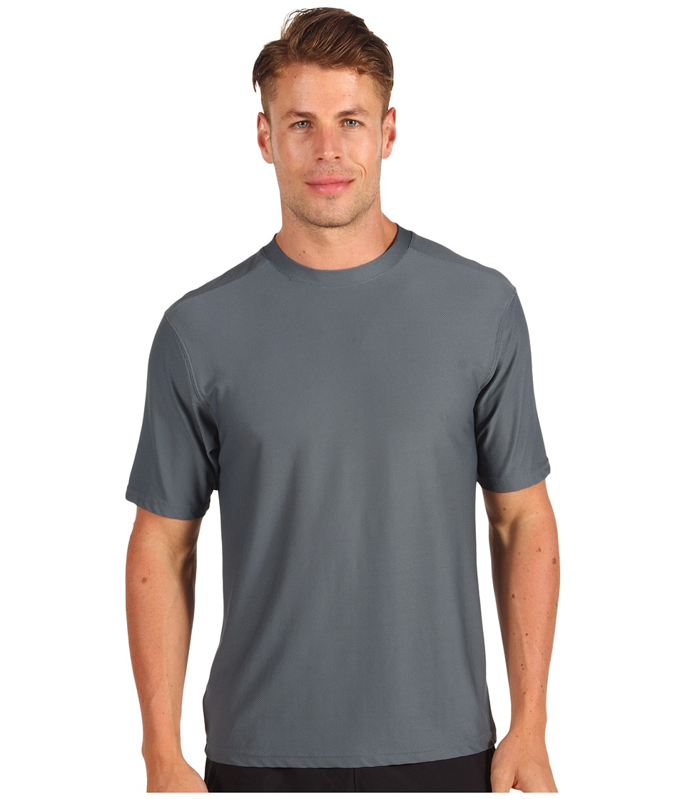 ExOfficio - Give-N-Go Tee (Charcoal) Men's T Shirt