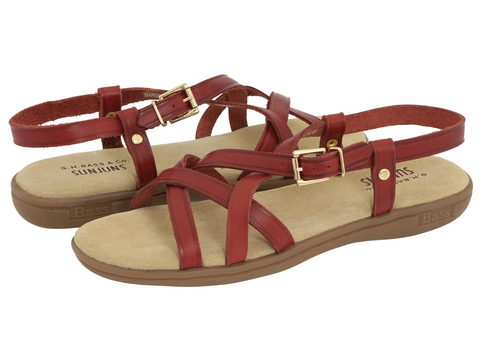 Bass - Margie (Cinnamon) Women's Sandals