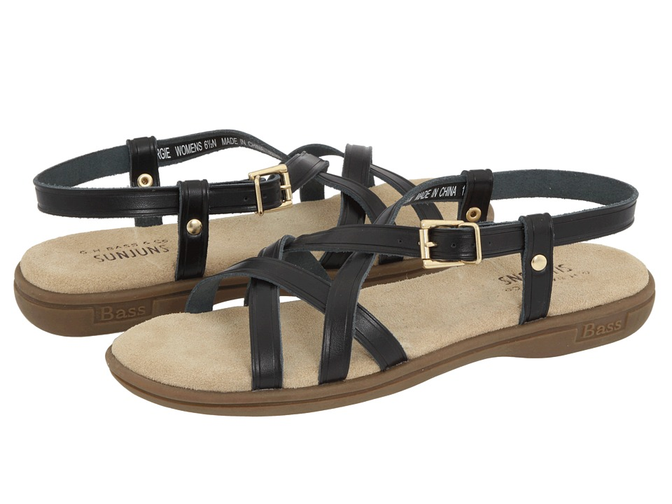 Bass - Margie (Black) Women's Sandals