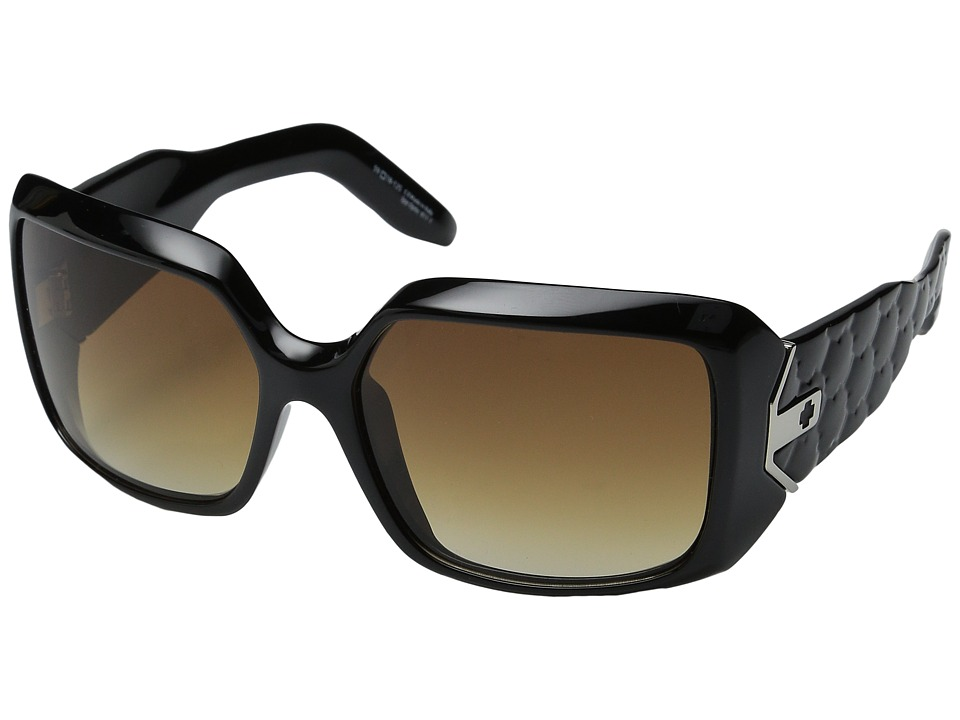 Spy Optic Eliza (Black/Bronze Fade Lens) Sport Sunglasses