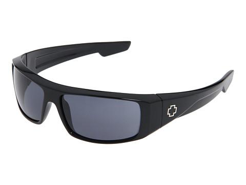 Spy Optic - Logan (Black/Grey Lens) Sport Sunglasses