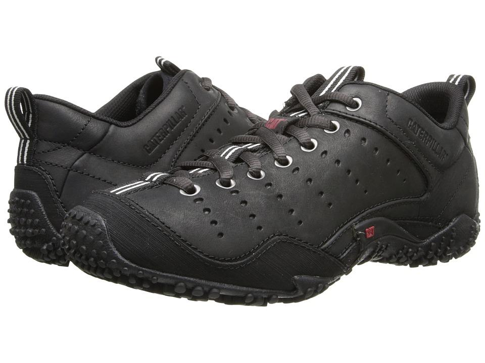 Caterpillar - Shelk (Black) Men's Work Boots