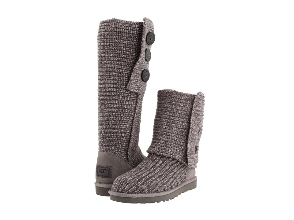 d46cd6c00 ... US UPC 889830402235 product image for UGG Classic Cardy (Grey) Women's  Boots | upcitemdb.