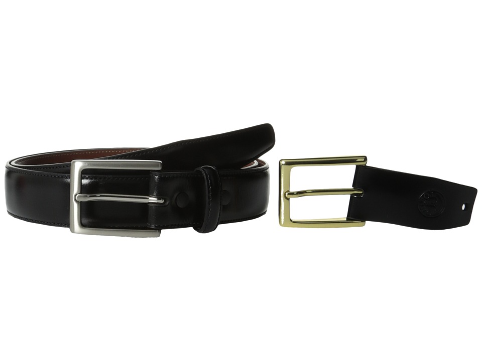 Torino Leather Co. - 30MM Kipskin (Black) Men's Belts