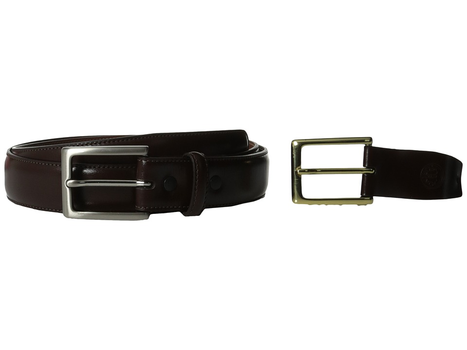 Torino Leather Co. - 30MM Kipskin (Brown) Men's Belts