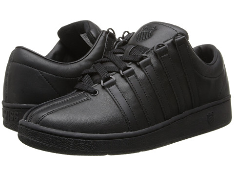 K-Swiss - Classic Luxury Edition (Black) Men's Shoes