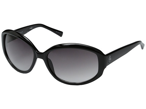 Cole Haan - C617 (Black/Smoke Lens) Fashion Sunglasses