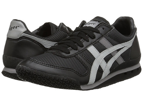 Onitsuka Tiger by Asics - Ultimate 81 (EXCLUSIVE! Black/Stone Grey) Classic Shoes