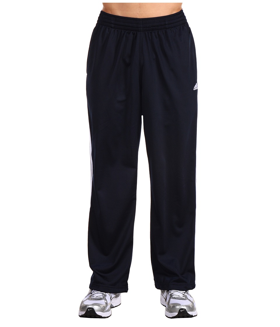 adidas - 3-Stripes Pant (Dark Navy/White/White) Men's Workout