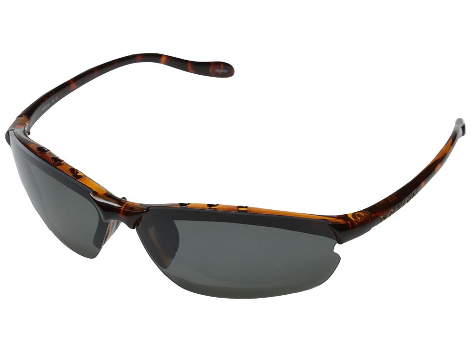 Native Eyewear - Dash XP (Maple Tort/Grey Lens) Sport Sunglasses