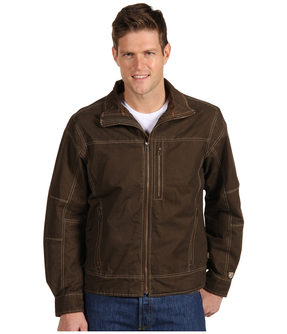 Kuhl - Burr Jacket (Brown) Men's Jacket